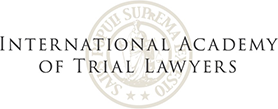 The International Academy of Trial Lawyers